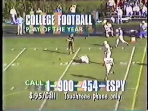 ESPN Espy nominees from 1993 NCAA college football season