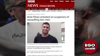 Amir Khan Arrested for Fighting 2 men? Fact or Fiction?