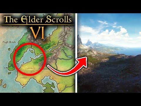 The Elder Scrolls 6 - EVERYTHING WE KNOW SO FAR! (Elder Scrolls VI)