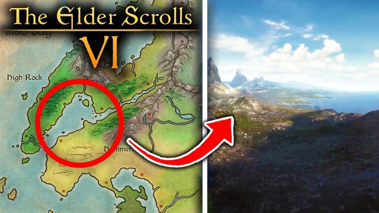 The Elder Scrolls 6 - EVERYTHING WE KNOW SO FAR! (Elder Scrolls VI) - YouTube