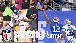 Breaking Down Odell Beckham Jr.