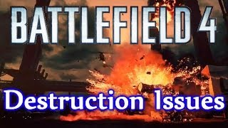 """Battlefield 4 Destruction Causing Issues With """"Netcode""""? (Battlefield 4 Gameplay/Commentary)"""