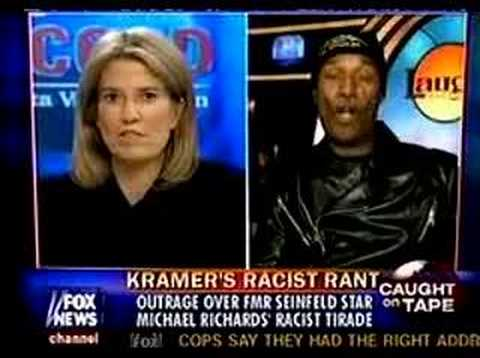 Paul Mooney Rips on Michael Richards, Greta Van Susteran too