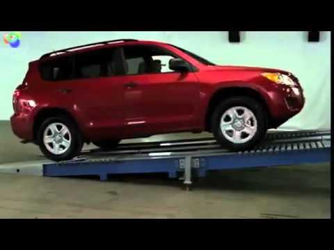 AWD Test; nissan vs honda vs ford vs toyota vs subaru