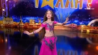 Маргарита Литвиненко  -  восточный танец