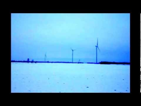 New unfinished windmills in Wainfleet Ontario