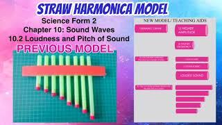 LC004_NEW STRAW HARMONICA MODEL