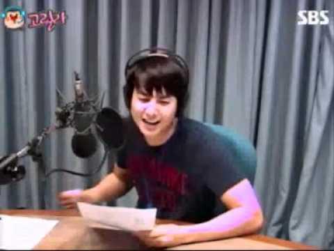 SS501 Kim Hyung Jun Music High - 5Nov2010 - Magic Girl + Ending