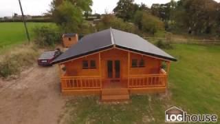 4 Bedroom Logcabin Youtube