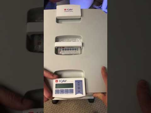 How to Change Filters In An IQAir HealthPro Plus Air Purifier