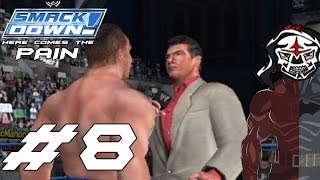 WWE Smackdown Here Come The Pain #8 (Don