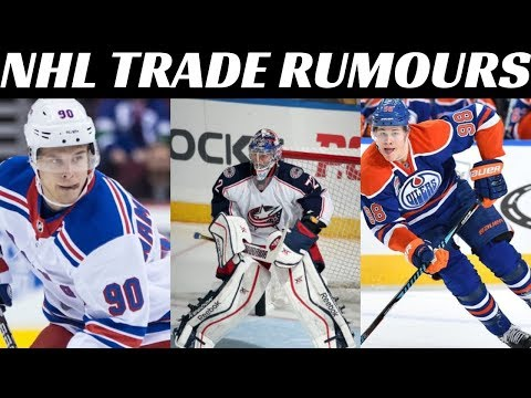 NHL Trade Rumours - Bobrovsky, Blues, Kings, Rangers & Oilers