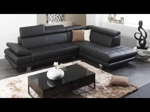 canape dangle en cuir personnalisable effleurement youtube