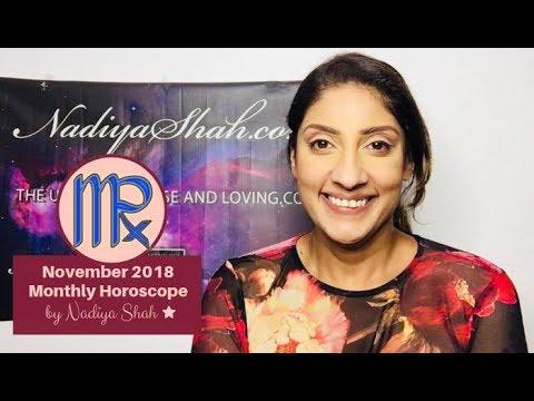 nadiya shah weekly horoscope october 28 2019