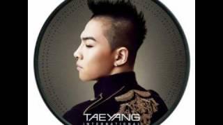 Tae Yang- I'll Be There Girl (korean ver.)