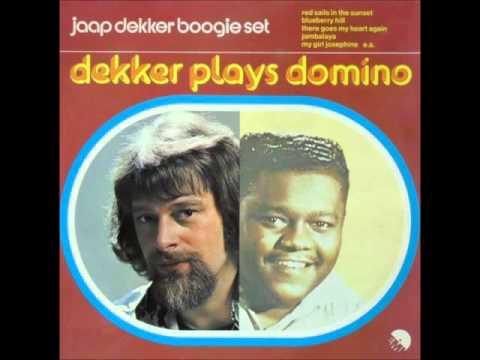 JAAP DEKKER BOOGIE SET (Holl.) - The Fat Man (instr.)