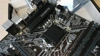 B360M D3H Installation