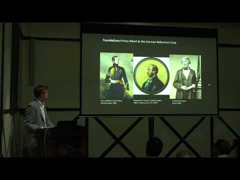 V&A: Ingenuity and Imagination | Lecture by Dr. Tristram Hunt, Director of the V&A, London