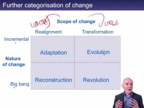 ACCA P3 Chapter 19 Process change