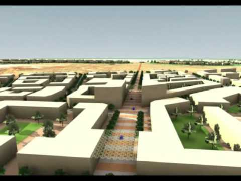 Karratha town centre revitalisation 3d animation prepared by tpg town planning urban design Urban design vs urban planning