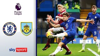Tuchel mit erstem Chelsea-Sieg | FC Chelsea - FC Burnley 2:0 | Highlights - Premier League