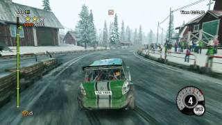 WRC 3: FIA World Rally Championship PC HD Gameplay Compilation