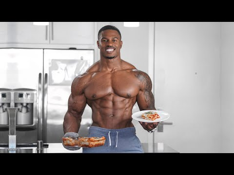 WORLD'S BEST LASAGNA | HEALTHY MEAL RECIPE | HOW I COOK TO STAY LEAN