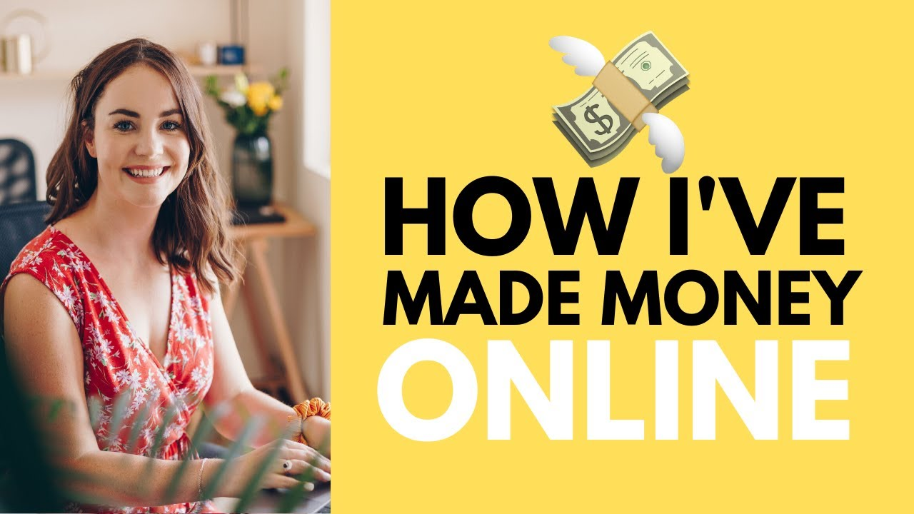 HOW TO: Make Money Online 💰🦄 | Smart passive income ideas I've actually tried
