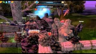Silkroad Platin - Cerberus #1 & Demon Shaitan (Titan) [ HD ]