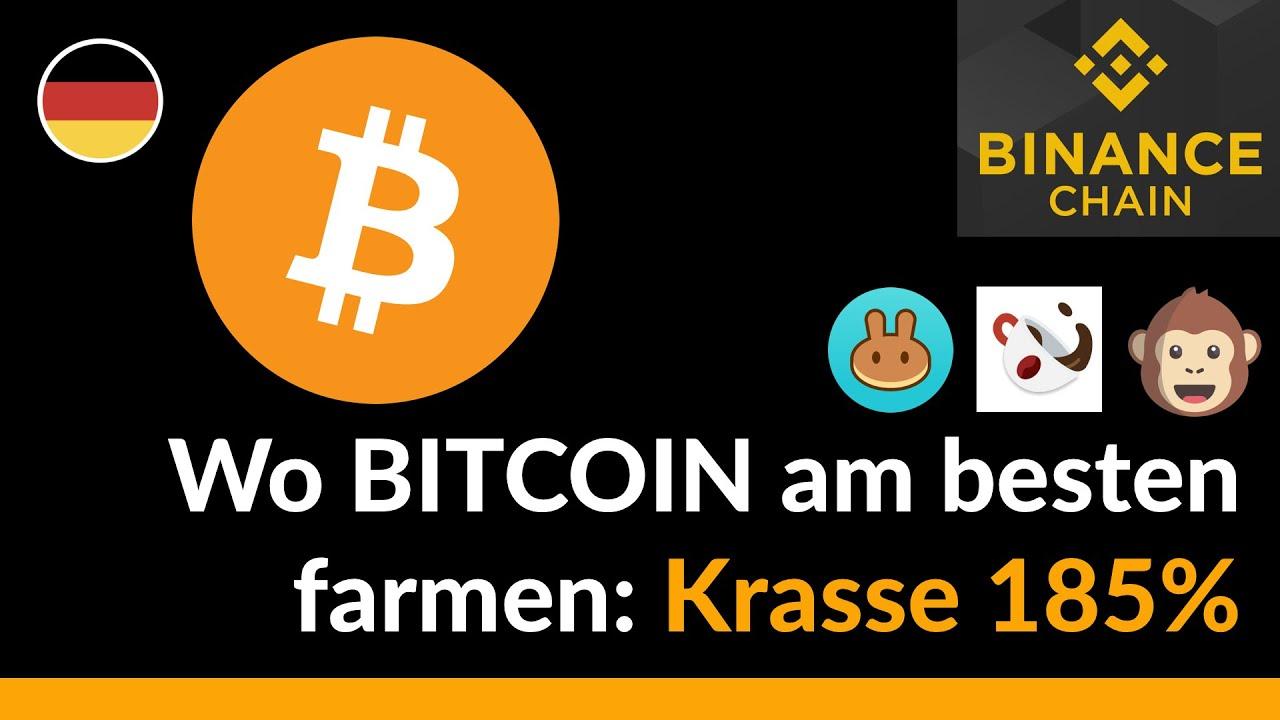 So schicken Sie Bitcoin aus Binanz in Metamask