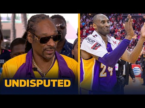 Snoop Dogg on