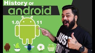 The History Of Android ⚡⚡⚡ 15+ Things You Didn't Know About Android