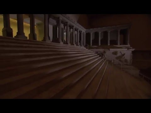 Museum Secrets: Inside the Pergamon and Neues Museums, Berlin (Trailer)