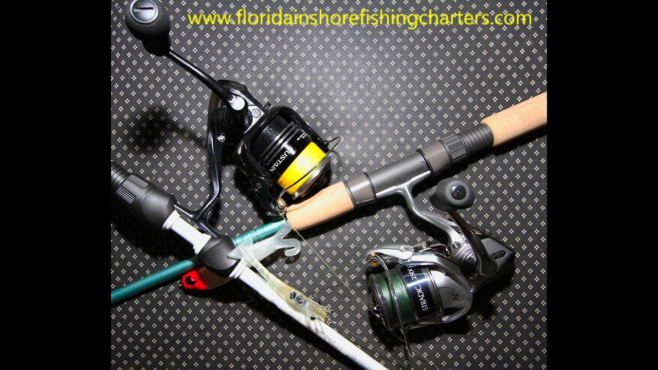 2016 light tackle saltwater rod & reel selection - youtube, Fishing Rod