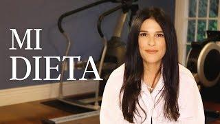 Mi dieta y el secreto para bajar de peso| Martha Debayle
