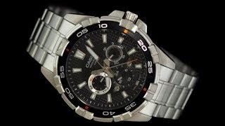 Casio Enticer Men MTD-1069D-1AVDF Marine Sport Watch