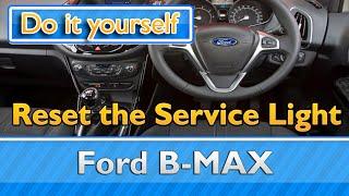 Обслуговування світло скидання на Форд Б-Макс