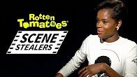 Letitia Wright as Shuri in 'Black Panther' | Scene Stealers - Продолжительность: 88 секунд