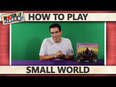 Small World - How To Play
