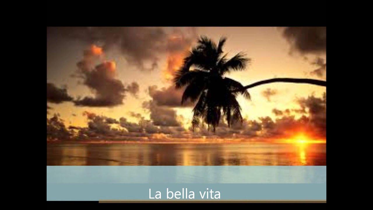 Dj Antoine Bella Vita Lyrics Youtube