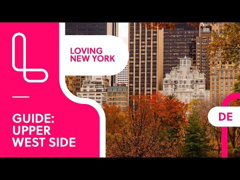 Upper West Side: Loving New York Insider Guide
