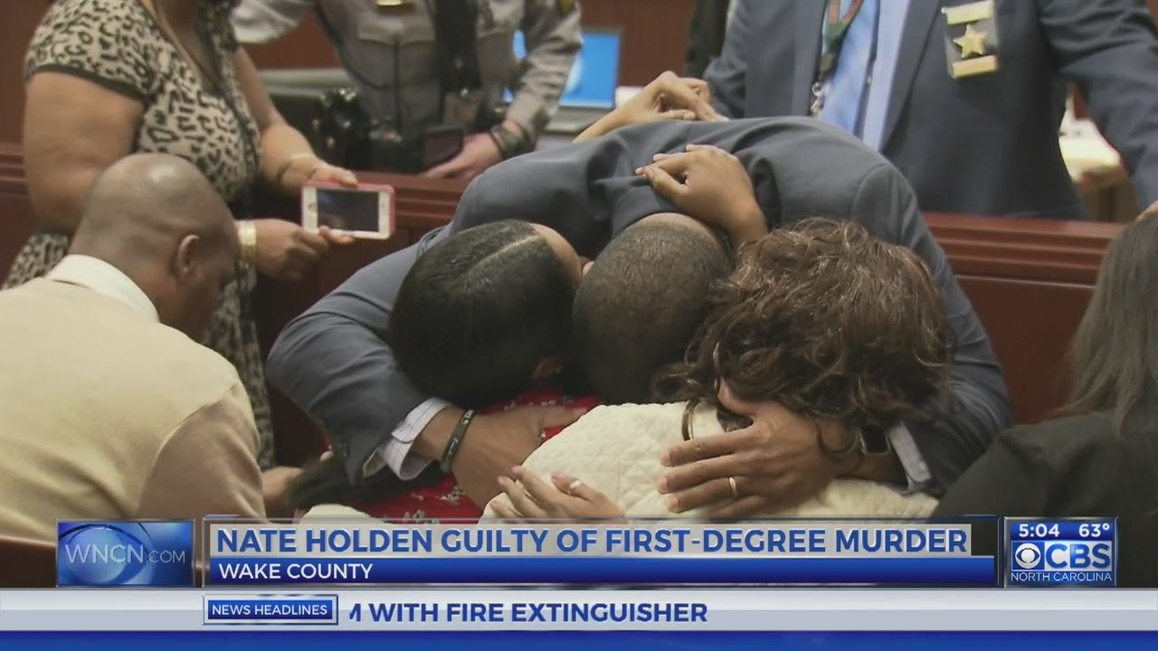 jury convicts man of first degree murder in wake county double jury convicts man of first degree murder in wake county double slaying