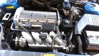 1993 Chevy Beretta GTZ w/ 2.3 Quad4 & W41 cams *fresh build*