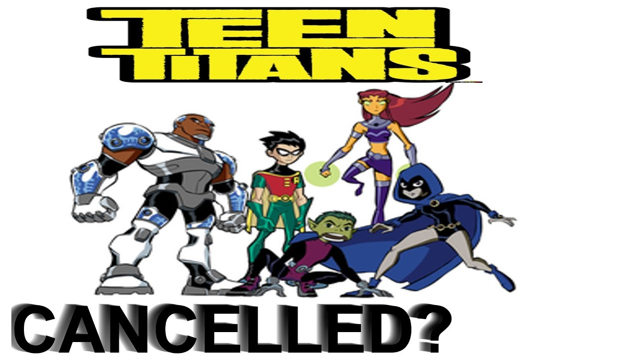 Why Did Teen Titans Get Cancelled - Youtube-8488
