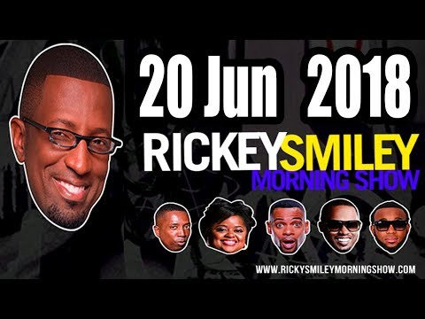 Rickey Smiley Morning Show 20-06-18