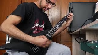 Metallica - Battery ( Guitar Cover)