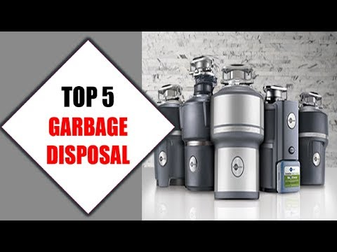 Top 5 Best Garbage Disposals 2018 | Best Garbage Disposal Review By Jumpy Express