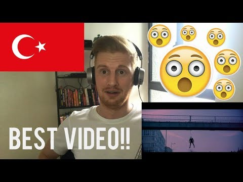 (BEST VIDEO!!) Ezhel - Geceler (Official Video) 2018 // TURKISH RAP REACTION