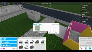 Smoothie Food Truck    Decorate Series Ep: 1    ggh Roblox