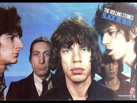 The Rolling Stones - Black And Blue Sessions 1974 - 1975 *Excellent Quality (2019)
